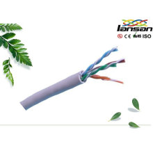 Câble à paire torsadée utp cat.5e lan cable OEM disponible